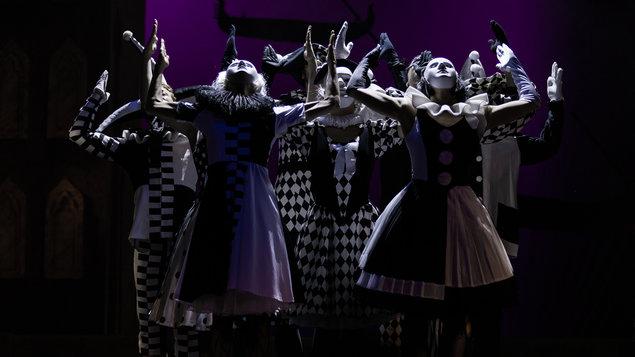 Noc v Benátkách ~ Divadlo F. X. Šaldy Liberec |A|