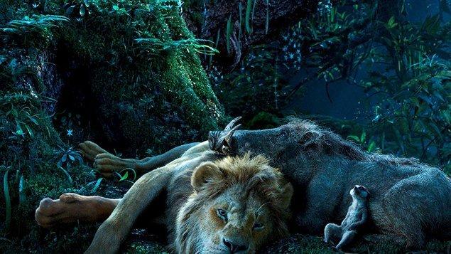 Lví král - POHÁDKOVÁ STŘEDA - HITY ROKU 2019