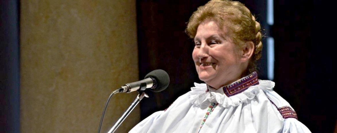 Vlasta Grycová - koncert k životnímu jubileu významné zpěvačky