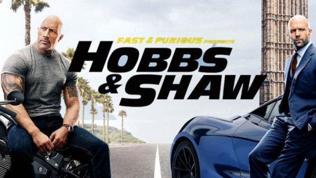 Rychle a zběsile: Hobbs a Shaw