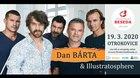 Dan Bárta & Illustratosphere * NOVÝ TERMÍN 8. 12. 2020!