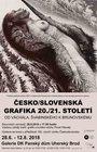 Česko/slovenská grafika 20./21. století