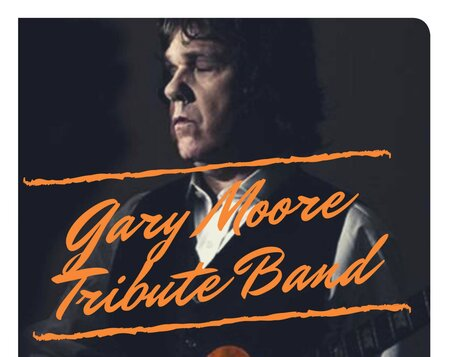Gary Moore Tribute band feat Jack Moore