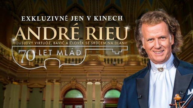 André Rieu: 70 let mlád
