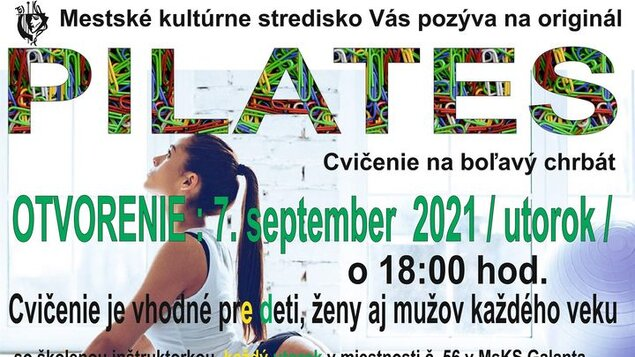 Pilates -  2021
