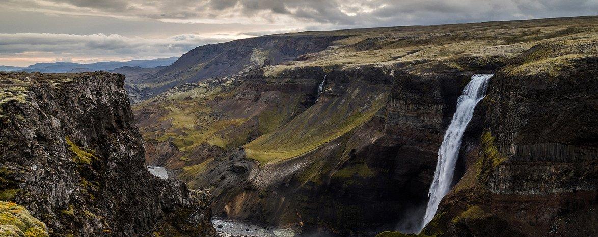 Sedm divů Islandu s Jirkou Kolbabou