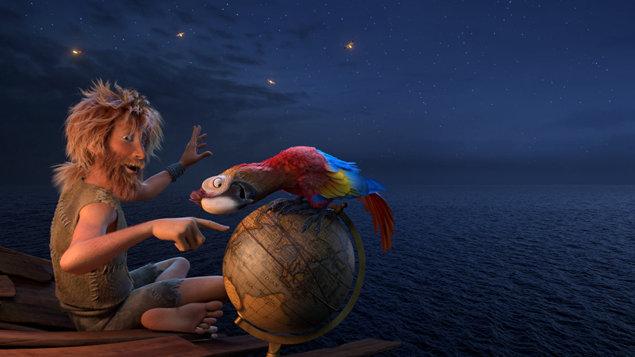 Robinson Crusoe: Na ostrově zvířátek – program and tickets online | Kino  Lucerna