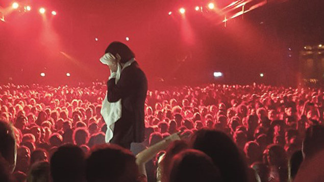 Distant Sky - Nick Cave & The Bad Seeds: Live in Copenhagen