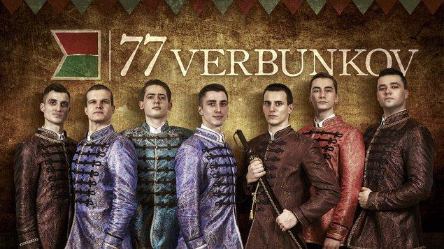 IFJÚ SZÍVEK: 77 Verbunkov, 18.10.2019