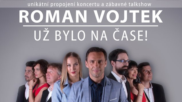 Roman Vojtek & Charlie band