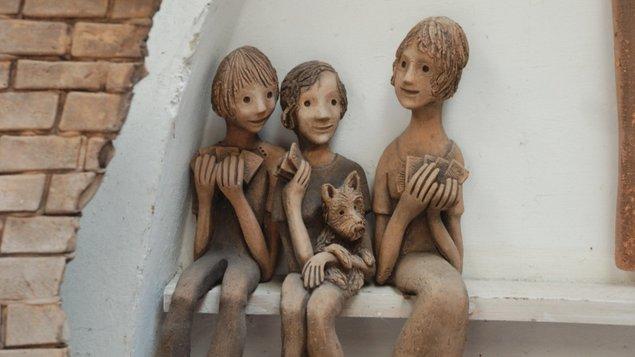 Detský tvorivý ateliér: MALÍ REMESELNÍCI - keramika