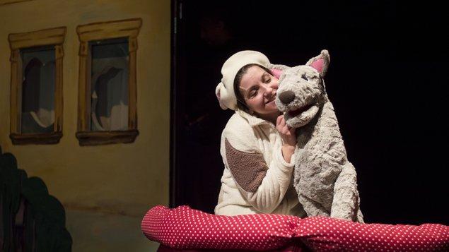 Divadlo dětem: Dášenka čili Život štěněte