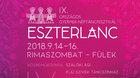 IX. ESZTERLÁNC celoštátny festival detských folklórnych súborov