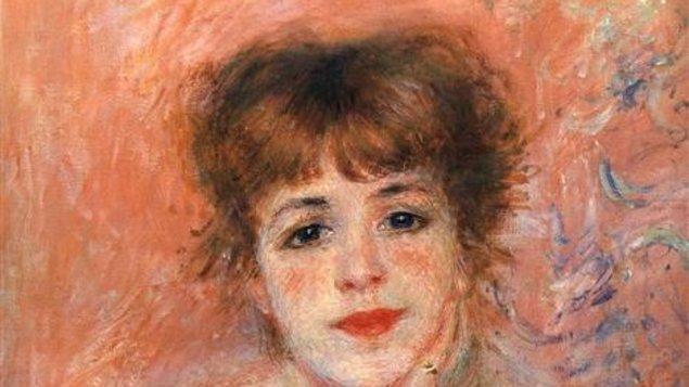 Výstava obrazů výtvarného kurzu Žanety Zieglerové - Auguste Renoir