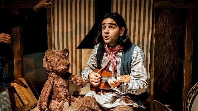 Divadlo dětem: Kubula a Kuba Kubikula