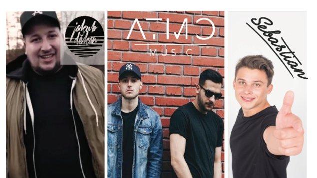 Sebastian + Jakub Děkan + Atmo music