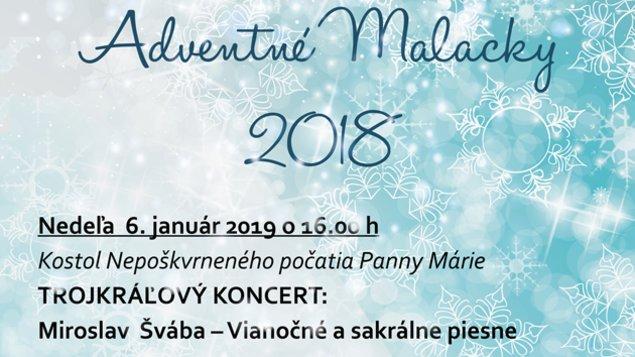 TROJKRÁĽOVÝ KONCERT: Miroslav Švába - Vianočné a sakrálne piesne