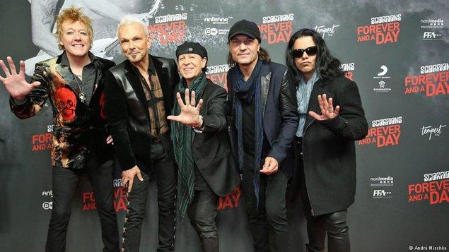 Scorpions forever - dokument