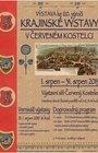Výstava: Krajinská výstava v Červeném Kostelci 1899