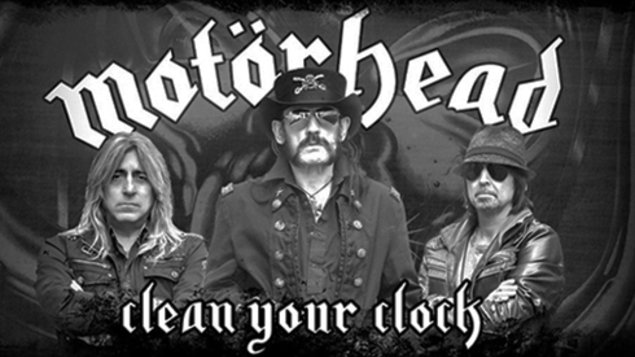 MOTÖRHEAD: Clean Your Clock