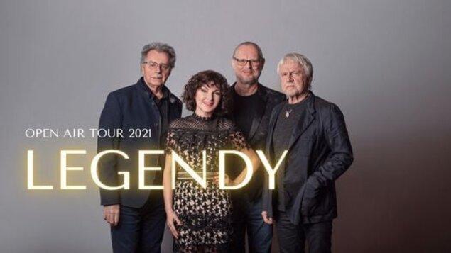 LEGENDY open air tour 2021