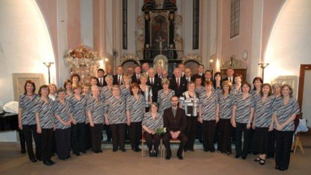 Vánoční koncert pěveckého sboru Záboj