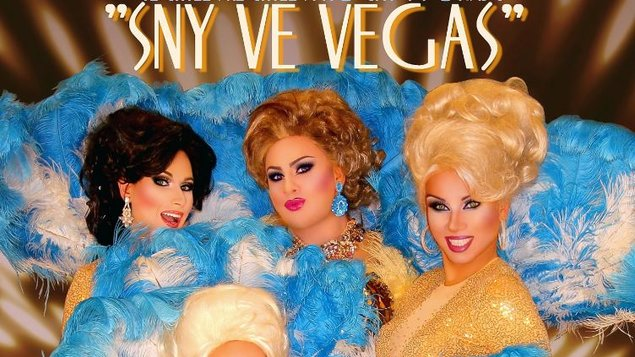 "KOČKY A TECHTLE MECHTLE: ""Sny ve Vegas"""