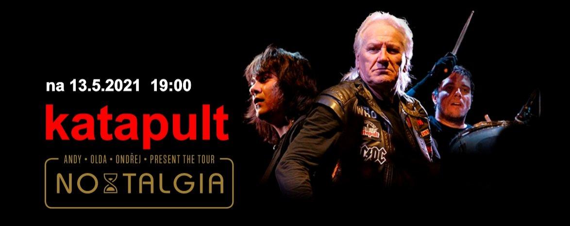 Katapult - Nostalgia Tour - přesunuto z 9.10.2020