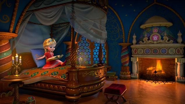 Princezná a dráčik