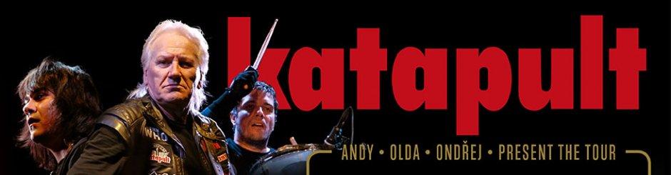 KATAPULT – NOSTAGIA TOUR 2020 - NOVÝ TERMÍN