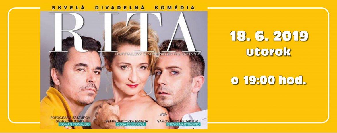 Rita - divadelná komédia