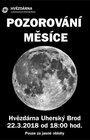 Pozorování Měsíce