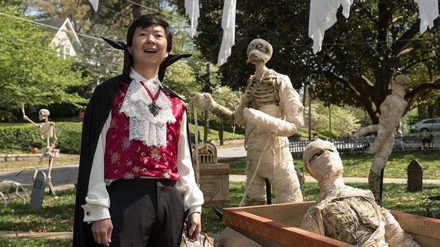 Husí kůže 2: Ukradený Halloween - Vstupné pro mládež