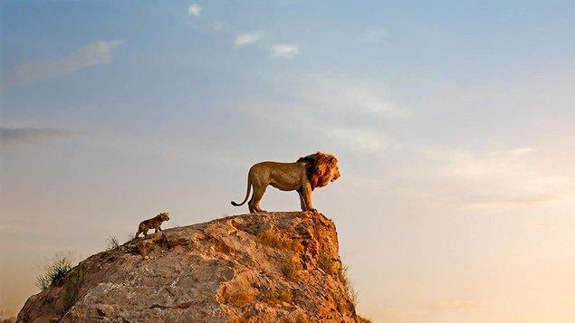 Lví král - 3D