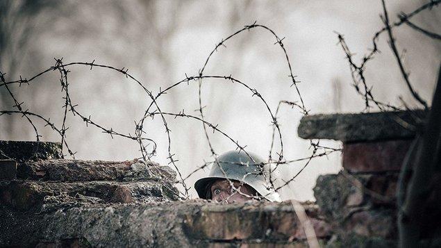 V lásce a válce