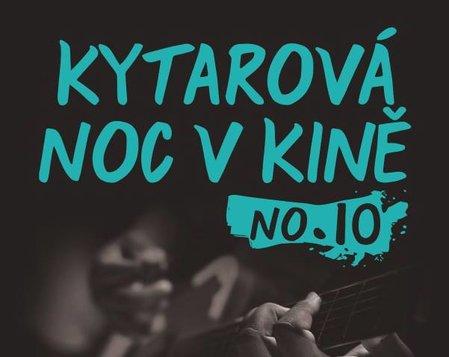 Kytarová noc No. 10