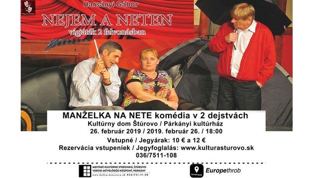 NEJEM A NETEN, 26.02.2019