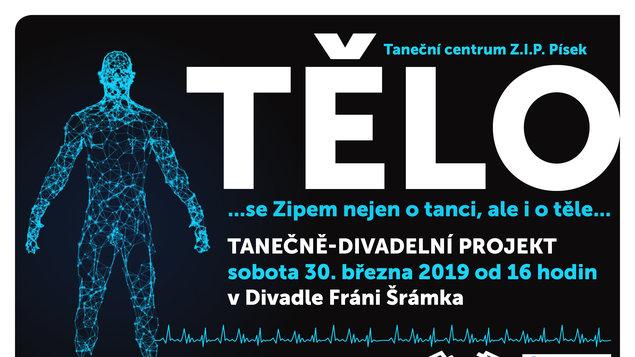 Tělo ~ tanečně-divadelní projekt TC Z.I.P.