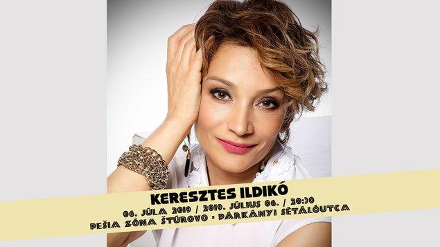 Ildikó Keresztes, 06.07.2019