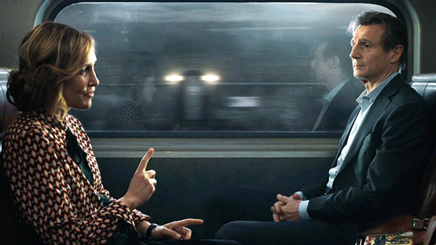 Muž vo vlaku