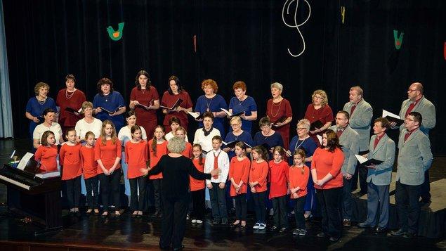 Jarní festival sborového zpěvu