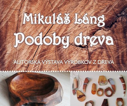 Mikuláš Láng - Podoby dreva