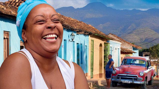 Kuba - ostrov na rozcestí dějin, cestovatelská diashow Martina Loewa