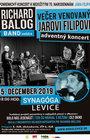 Richard Balog Band - Večer venovaný Jarovi Filipovi