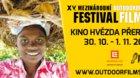 XV. Mezinárodní festival outdoorových filmů