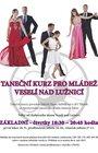 Taneční kurz pro mládež 2021 - Věneček
