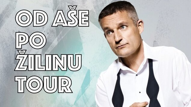 Abeceda hviezd Vladimíra Hrona - Od Ašu po Źilinu tour