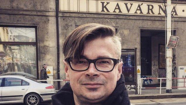 Listování - Český ráj - Jaroslav Rudiš