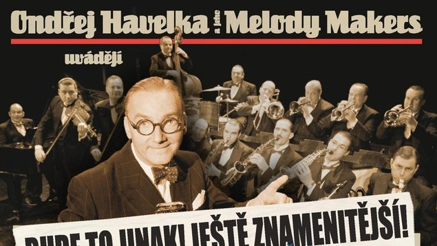 O. Havelka a MELODY MAKERS
