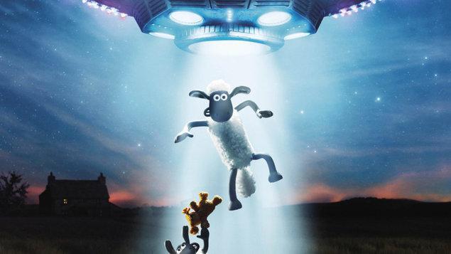 VÝHODNÝ PONDELOK ZA 4 EURÁ - Ovečka Shaun vo filme: Farmageddon